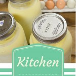 Writing Prompt Link Up: Kitchen