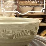 Visiting Van Hollow Pottery