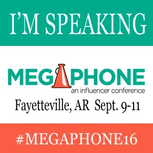Speaker Badge Megaphone Summit 2016