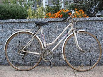 Choosing Myself: Bike story no  1